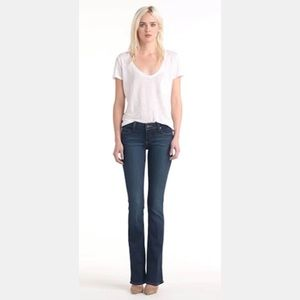 Paige Manhattan Bootcut Jean in Armstrong, 27